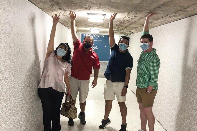 Astroville Underground Tunnel Tour of Downtown Houston