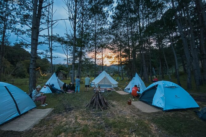 Camping on the Hill