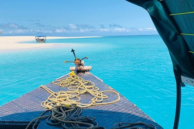 Full-day Prison Island and Nakupenda Sandbank with Lunch buffet