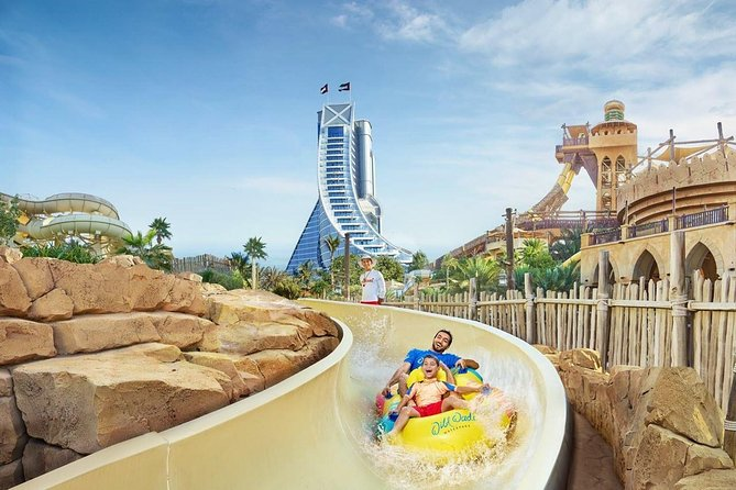 Wild Wadi Water Park with Transfer