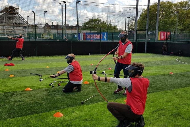 Archery Tag / Mobile Archery