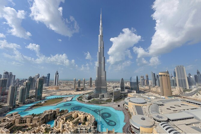 Dubai City Tour with Dubai Frame Experience