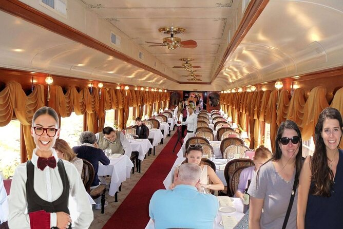 Private Napa Wine Train Glamorous Dining Experience from San Francisco