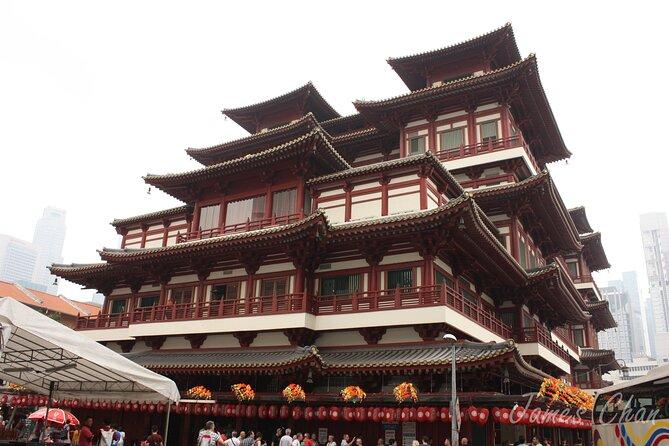 Stories of Chinatown Singapore