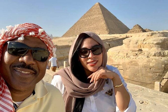 Full-Day Tour Giza Pyramids, Sphinx, Memphis, and Sakkara in one day
