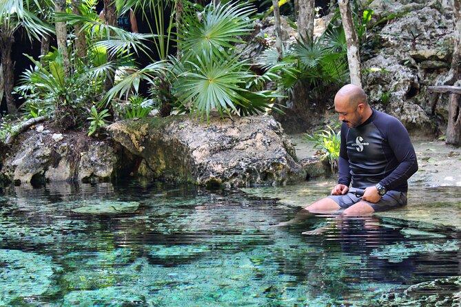 Private LGBTQ+ Half-Day Express Cenote Adventure