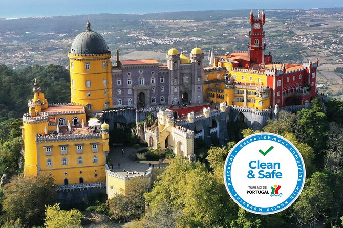 Full Day Guided Tour to Sintra