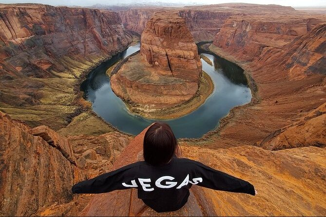 Day Tour Grand Canyon, Antelope Canyon and Horseshoe Bend