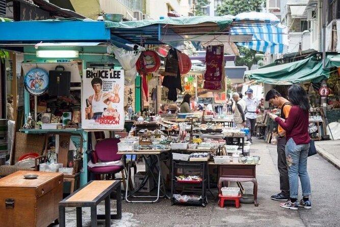 Hong Kong Tour- Landmarks, history & Snacks