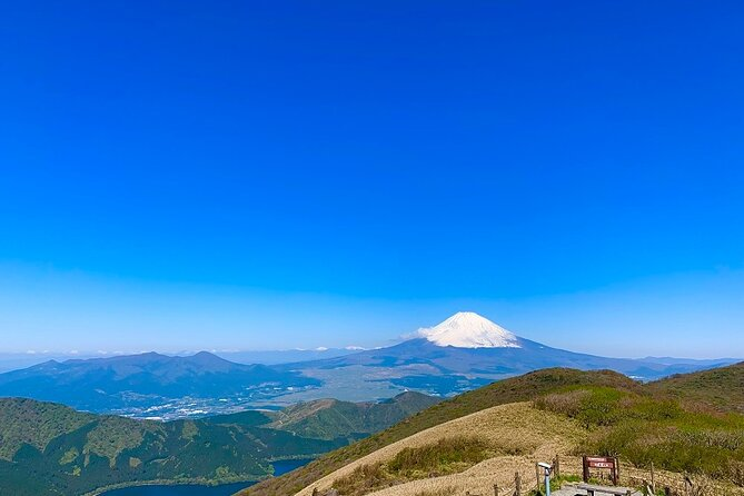 4-Day Sunrise Highlights - Mt. Fuji, Hakone, Kyoto & Nara Tour