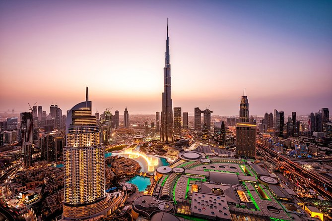 Private Full - Day Sightseeing Tour of Dubai City
