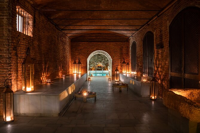 AIRE The Ancient Thermal Bath & 60' Relaxing Massage