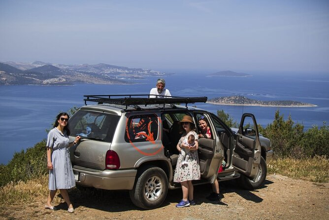 Discover Bodrum beauties Tour by 4WD