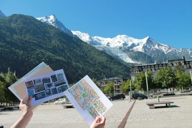 Enigmatorium Mont Blanc : Treasure Hunt in Chamonix