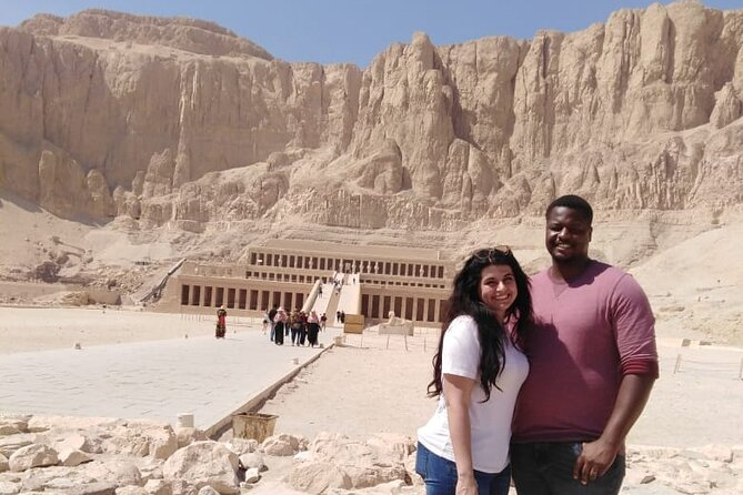 Full-Day Luxor Highlights East and West Banks in one day
