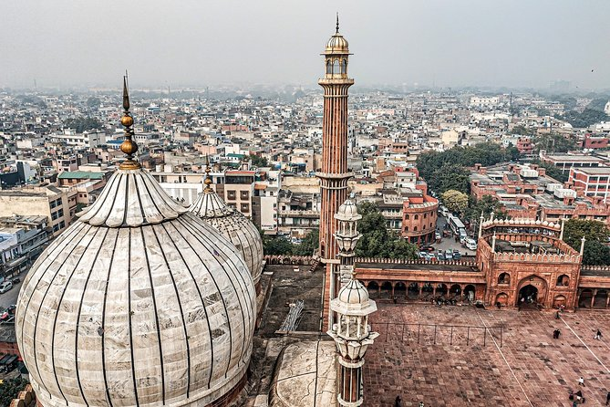 Golden Triangle 3 Days Tour - All Inclusive package