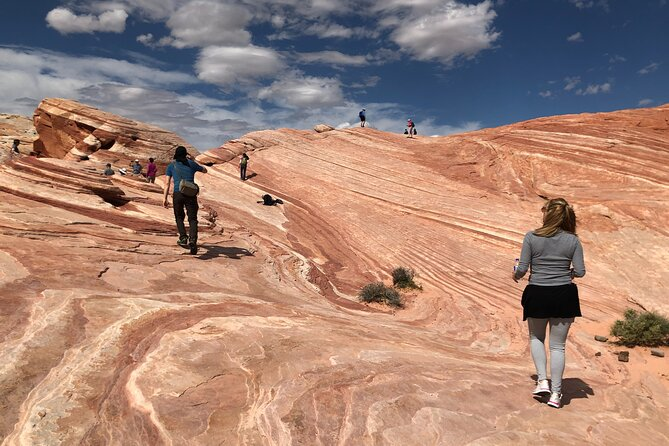 Valley Of Fire Private Party Tour