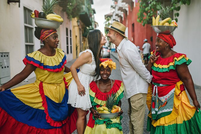 Cartagena Photography Walking Tour