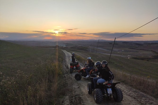 Quad and Buggy experience between Chianti and Crete Senesi