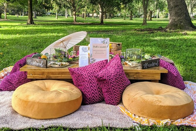 Private Scenic Siesta: A Picnic Experience in Savannah