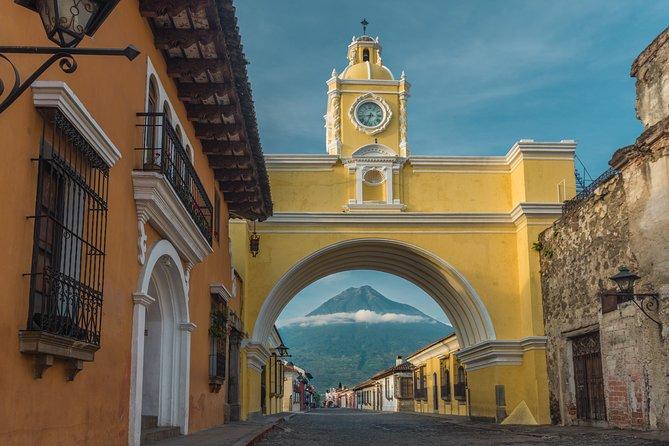 Private Antigua Guatemala Walking Tour