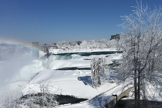 Niagara Falls Winter Wonderland USA Tour (small groups)