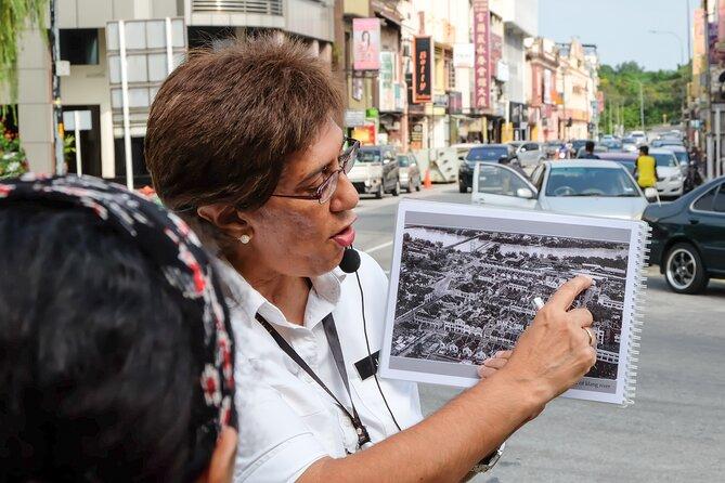 Royal Klang Town Heritage Walk Tour from Kuala Lumpur with Return Transfer
