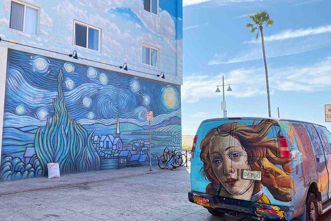 LA Art Scene: Private City and Walking Tour