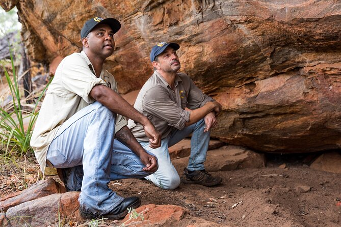Half Day Aboriginal Rock Art Experience in Queensland