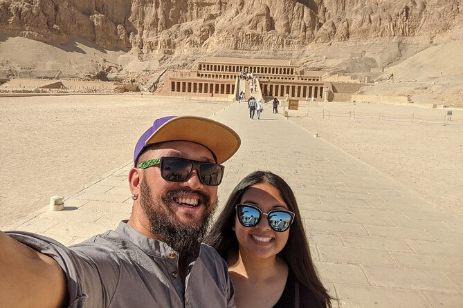 Day Trip to Luxor from Cairo by Plane including traditional Lunch