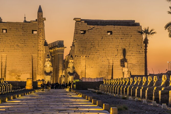 Enjoy Day Tour to east and west bank from Luxor