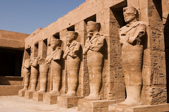 Day Tour to Luxor from Hurghada with Hotel Pickup
