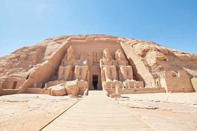Amazing 4 days Nile cruise luxor,Aswan,Hot air balloon&Abu simbel from Cairo