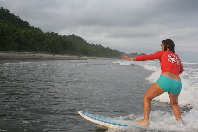 Surf and hike in Montezuma Costa Rica