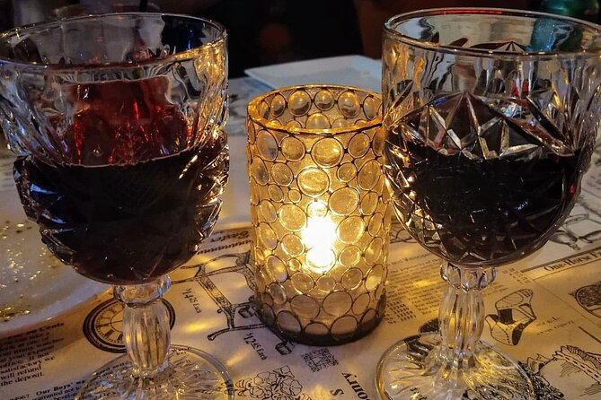 Sangiovese by candle lite.