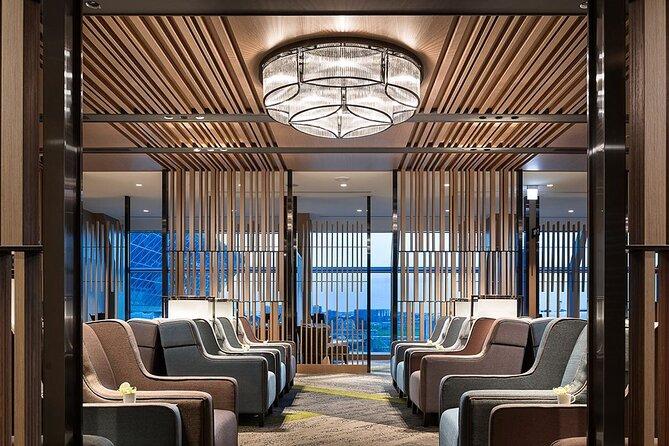 Taiwan Taoyuan International Airport Plaza Premium Lounge