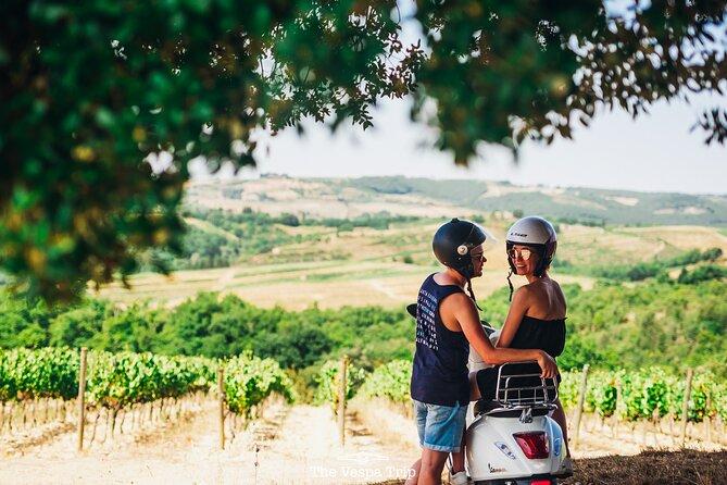 Multi-Day Vespa Trip in Tuscany