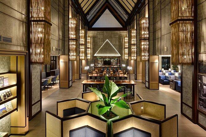 Siem Reap International Airport Plaza Premium Lounge