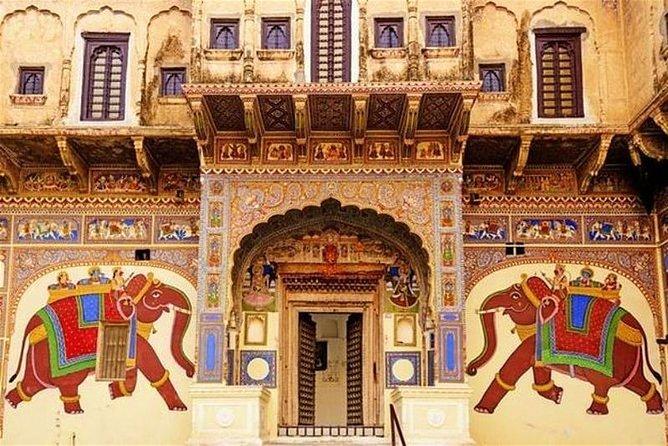 6 Days Golden Triangle Tour with Mandawa{Delhi Agra Jaipur Mandawa Tour}