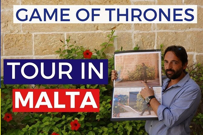 Exclusive Private Game of Thrones Tour of Malta