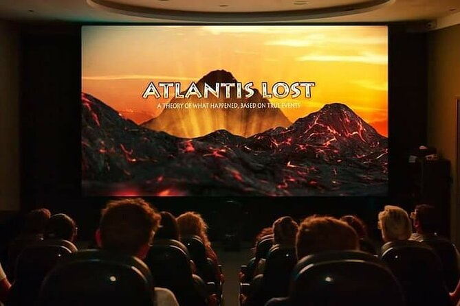 Lost Atlantis Experience Ticket with Private Transfer