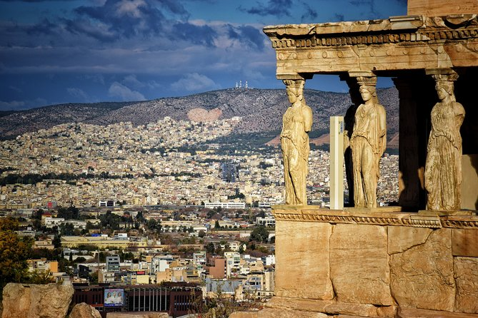 Half day tour in Athens