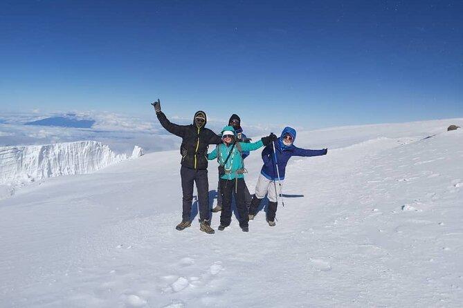 7 days kilimanjaro climb via Rongai route