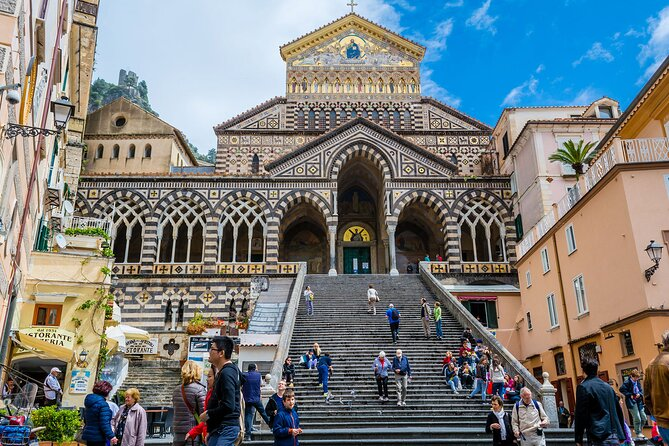 Full-Day Amalfi Coast Small-Group Trip from Naples