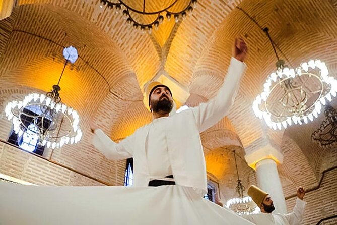 Istanbul: Original Whirling Dervish Ceremony