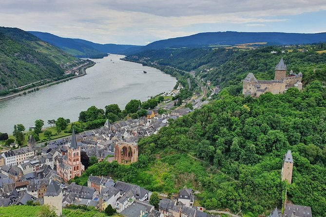 Private Rhine Valley Day Trip from Frankfurt With Wine Tasting