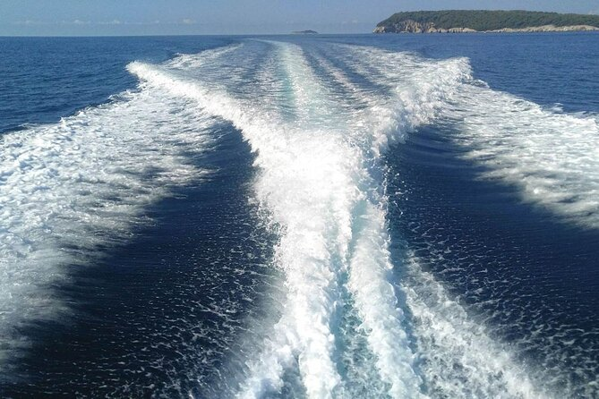 Dubrovnik Private Speed Boat Tour to the Islands