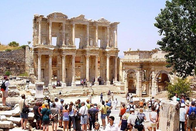 Classic Ephesus Full Day Tour From Izmir Hotels