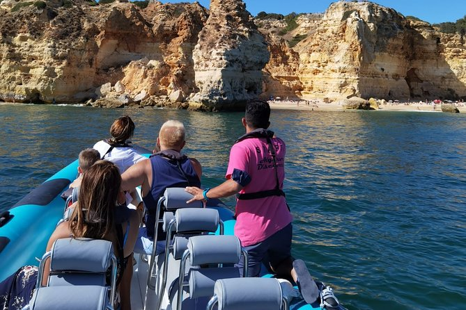 Private Tour Benagil Caves from Portimao