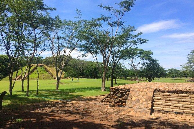 Pipil Archeological tour Half day : Cihuatan and tesak Museum